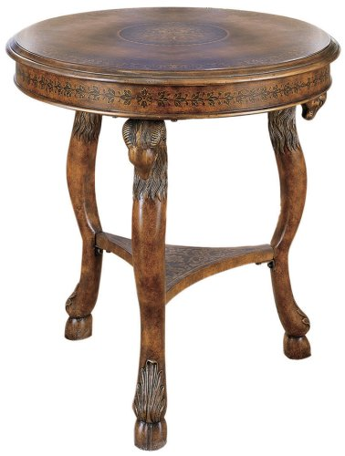 Powell Masterpiece Round Accent Table (Powell Furniture)