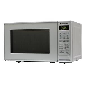 Countertop Microwave Reviews 2012 : Microwaves Review: Panasonic NN-K181MMBPQ 20 Litre Compact Microwave ...