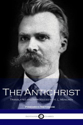 essays on the antichrist by neitzsche