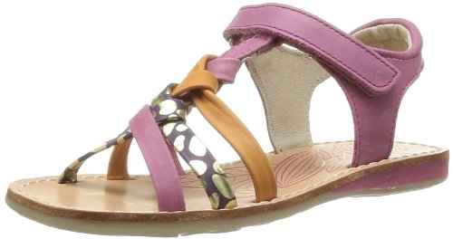 Noel Girls Strap Sandals 1Y135762/77 Pink 10 UK Child, 28 EU