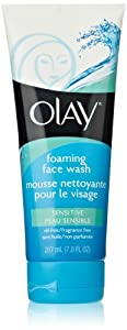 Olay Foaming Face Wash ? Sensitive 7 Oz (Pack of 2)