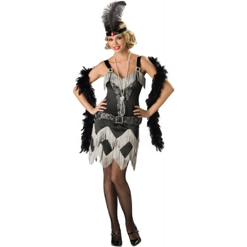 Charleston Cutie Lg Costume Item - Incharacter