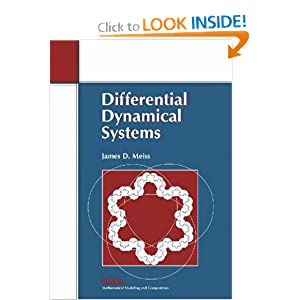 Differential Dynamical Systems James D. Meiss