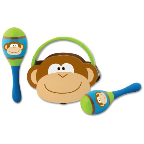 Stephen Joseph Percussion Set, Monkey