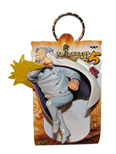 One Piece Super Effect Figure Vol. 5 Schlüsselanhänger: Monkey D. Garp