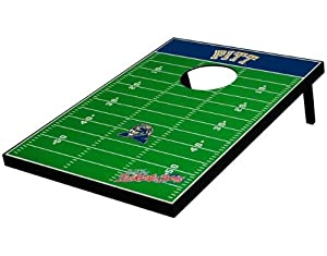 NCAA Tailgate Toss Cornhole Set by Wild Sports