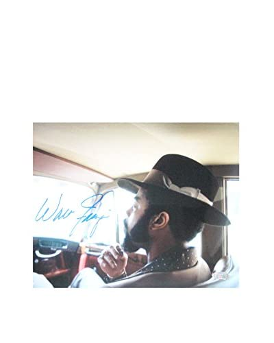 Steiner Sports Memorabilia NBA New York Knicks Walt Frazier Sitting in Car Signed Photo, Multi, 8&qu...