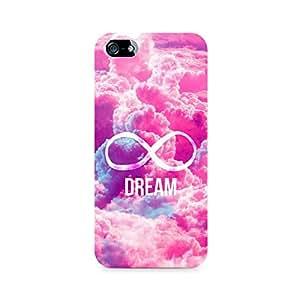 NXT GEN Infinite Dream Premium Printed Mobile Back Case For Apple iPhone 5/5s