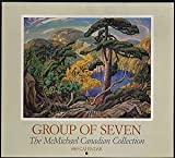 img - for Group of Seven: The McMichael Canadian Collection 1989 Calendar book / textbook / text book
