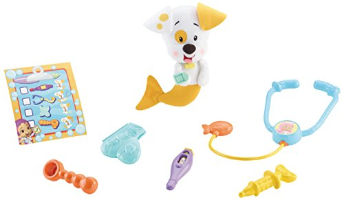 Fisher-Price Bubble Guppies Bubble Puppy Veterinarian Kit