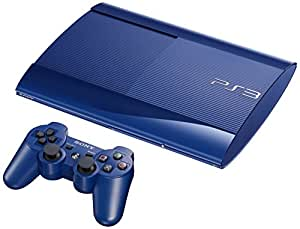 Sony PlayStation 3 Limited Edition Azurite Blue 500GB Super Slim Console