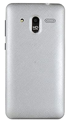 Ginger Space 4.7 inch Android Lolipop 3G Mobile in Silver Colour