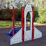 Sports Play 911-136 Rocket Modular Playground