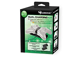 Subsonic Charging Station Deluxe - Xbox One from Subsonic