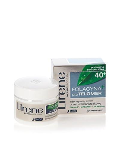 Lirene Crema de Noche Folacyna PRO Telomer 40+ 50 ml
