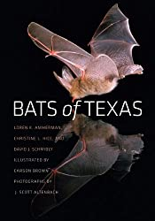 Bats of Texas (W. L. Moody Jr. Natural History Series)