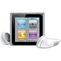 Apple iPod nano 8GB グラファイトMC688J/A 【最新モデル】