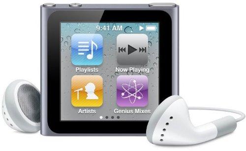 Apple iPod nano 16GB グラファイト MC694J/A