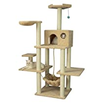 Hot Sale 69 In. Armarkat Cat Tree House Condo Furniture - A6901