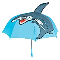 Shark Umbrella for Kids