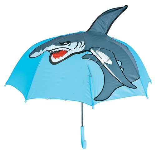 Umbrella for Kids (Shark) - 1