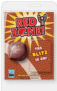 Red Zone! Card Game - 1