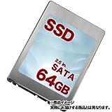 上海問屋セレクト SSD 64GB 最大読込148MB/s 最大書込90MB/s