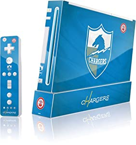 NFL - San Diego Chargers - San Diego Chargers - Wii (Includes 1 Controller) - Skinit... by Skinit