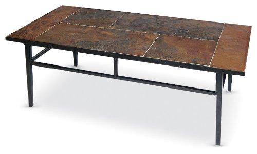 Slate - top Coffee Table