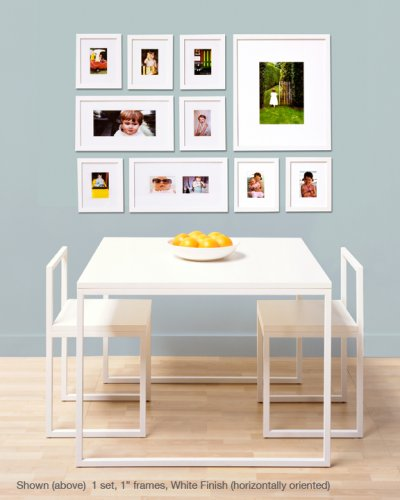 picture hanging template kit - photo gallery template all in one kit including 10