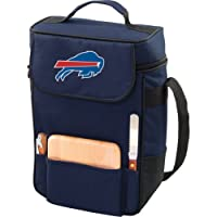NFL Duet Insulated 2-Bottle Wine and Cheese Tote