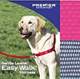 PREMIER Easy Walk Dog Harness Size:Large Color:Raspberry