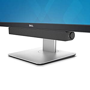 DELL AC511 - soundbar speakers (Wired, 39 x 406 x 49 mm, Windows 7 Home Basic, Windows 7 Home Basic x64, Windows 7 Home Premium, Windows 7 Home Premium x64, , USB)