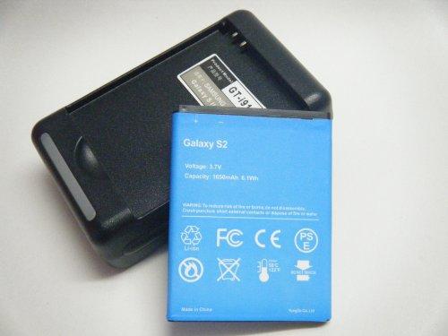GALAXY S 2 ⅡSC-02C NTT docomo 充電器 予備電池 バッテリー 1650mAh