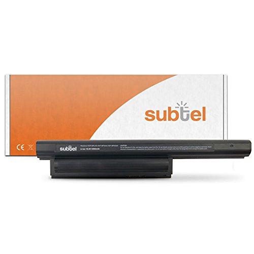 Batterie pour Sony Vaio SVE14 / SVE15 / SVE17 / VPCCA / VPCCB / VPCEG / VPCEH (4400mAh) VGP-BPS26