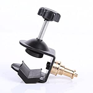 "Amazon.com : Foto4easy U Type Clamp Clip Bracket with 1/4"" Copper"