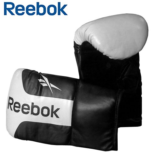 Reebok PU Boxing Bag Gloves - One size fits all design
