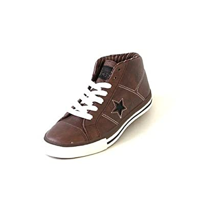 126832C|Converse One Star Mid Brown|36,5 US 4