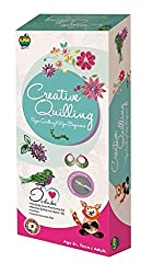 Applefun Creative Quilling Beginner's Kit, Multi Color