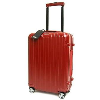 [リモワ] RIMOWA サルサ SALSA キャビンマルチホイール スーツケース 30L 1~2日程度 機内持込み可能【5年保証・日本正規品】(レッド)