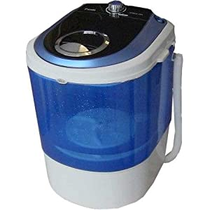 Panda Small Mini Portable Compact Washer Washing Machine 5.5lbs Capacity