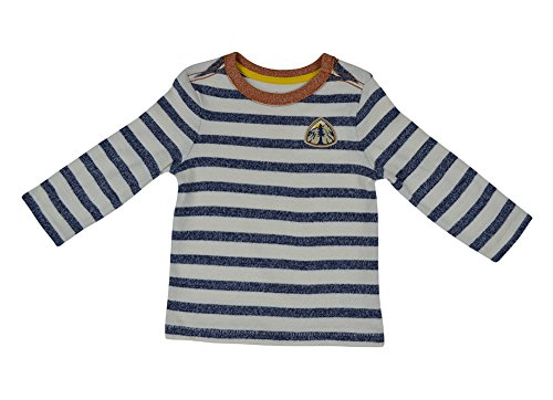 Alfa Global Boy'S Genuine Osh Kosh Long Sleeve Striped Top 5T front-495557