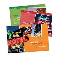 Vintage Tulsa Neon Signs Booklet