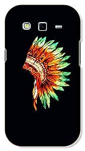 ALPHA CASE RED INDIAN Samsung Galaxy Grand 2 PHONE CASE