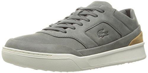 Lacoste Men's Explorateur 316 2 Cam Fashion Sneaker, Grey, 12 M US