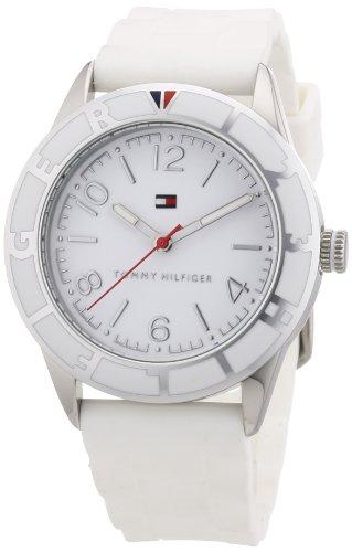 Tommy Hilfiger Damen-Armbanduhr Cool Sport Analog Silikon 1781184 thumbnail
