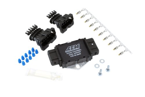 AEM 30-2840 4-Channel Coil Driver (Aem Ignition Coil compare prices)