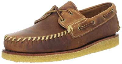 Red Wing Heritage Men's Handsewn Crepe Sole Moccasin