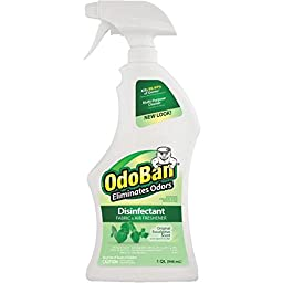 OdoBan Washable Surface Sanitizer and Deodorizer 32oz - 2pack