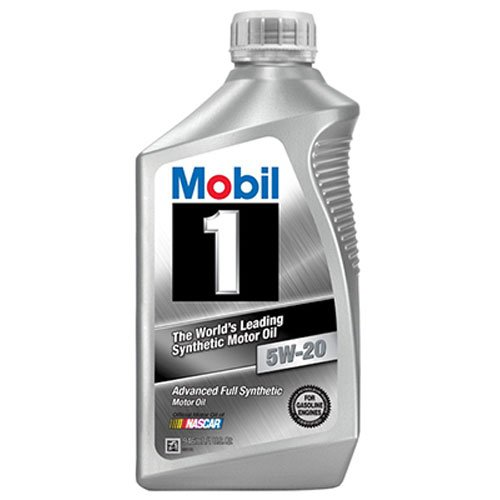 Mobil 1 5W-20 Advanced Synthetic Motor Oil - 1 Quart (Synthetic Mobile 1 Oil compare prices)